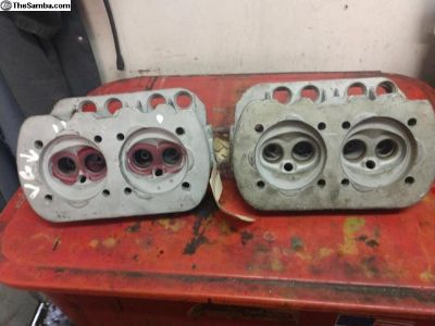 FI Cylinder Head Pair