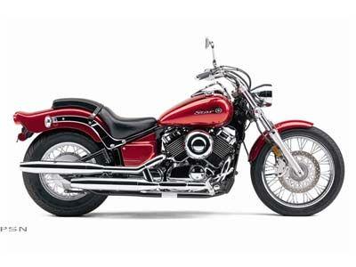 2008 Yamaha V Star Custom Cruiser Motorcycles Johnson City, TN