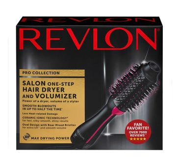 NEW Revlon Pro-Collection Salon One-Step Hair Dryer and Volumizer
