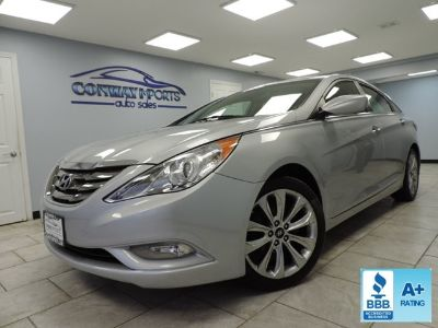 2012 Hyundai Sonata 4dr Sedan 2.4L Automatic Limited