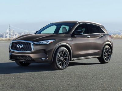 2019 Infiniti QX50 ESSENTIAL (Liquid Platinum)