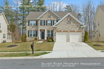 Single-family home Rental - 3008 Lake Forest Drive