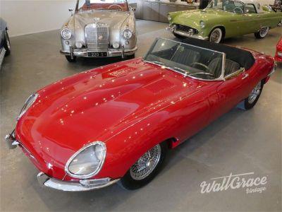 1967 Jaguar XKE