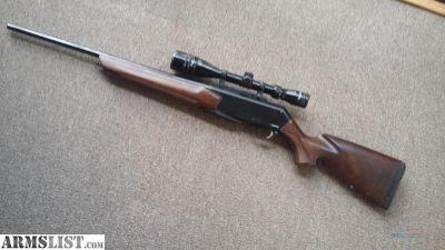 Want To Buy: Wanted Browning BAR Hunting Rifle