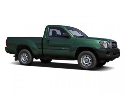 2009 Toyota Tacoma Base (Brown)