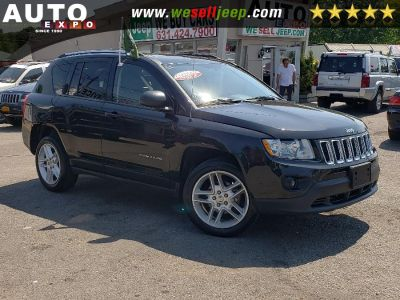 2011 Jeep Compass Limited (Black)