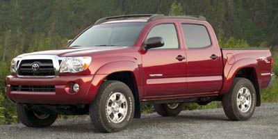 2005 Toyota Tacoma PreRunner V6 (Tan)