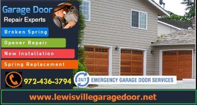 Starting $26.95 | Garage Door Repair - Dallas, TX