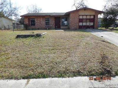3 Bed 2 Bath Foreclosure Property in San Antonio, TX 78219 - Boatman Rd