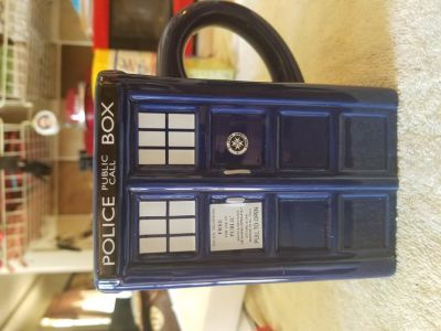 Dr. Who coffee mug
