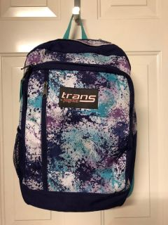 LIKE NEW: TRANS by JANSPORT Backpack