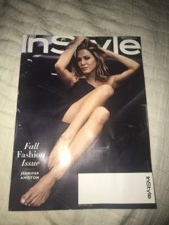 EUC SEPTEMBER 2018 COPY OF IN STYLE MAGAZINE