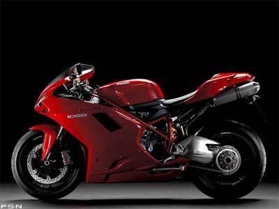 2008 Ducati Superbike 1098 SuperSport Motorcycles Massapequa, NY