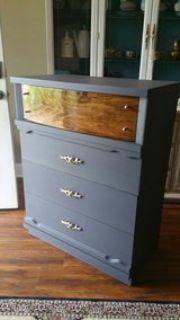 mid century chest drawers