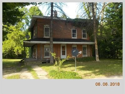 5 Bed 2 Bath Foreclosure Property in Lawrence, MI 49064 - Main St