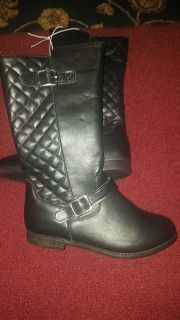 NWT girls size 3 riding boots