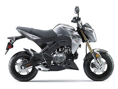 2017 Kawasaki Z125 Pro Sport Motorcycles Johnson City, TN