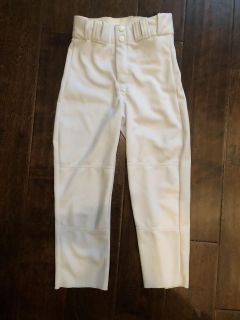 White baseball pants! Excellent condition