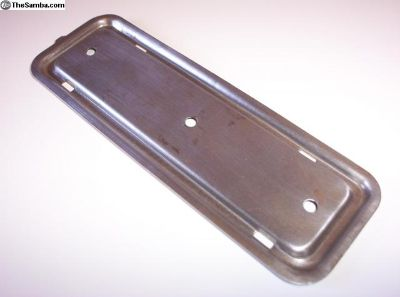 beetle radio delete plate by Fast fab