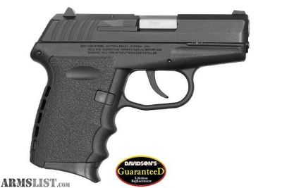 For Sale: NIB SCCY 9mm Gen 2 LIFETIME WARRANTY