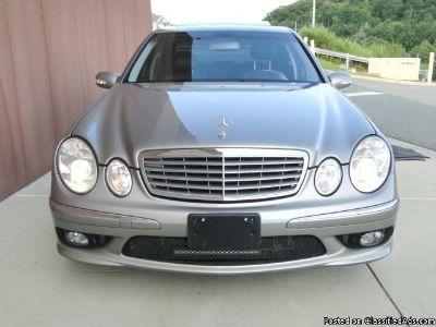 ###04 Mercedes-Benz E