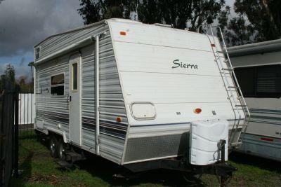 2002 Forest River Sierra Sport T21