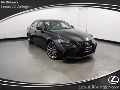 2017 Lexus IS (Caviar)