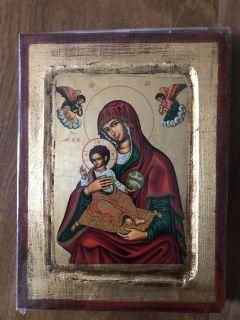 Greek Byzantine Art DQS. Cert.