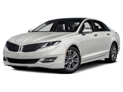2016 Lincoln MKZ Base (Gray)