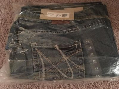 Maurices Jeans size22 Short