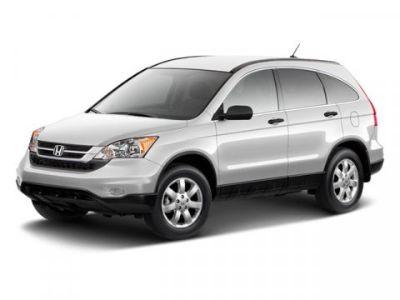 2011 Honda CR-V SE (Opal Sage Metallic)