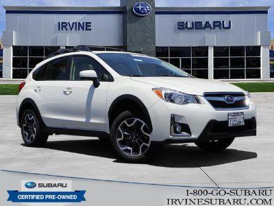 2016 Subaru XV Crosstrek 2.0i Premium (Crystal White Pearl)