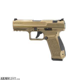 For Sale: Century Arms Canik HG4068B-N TP9DA Bronze