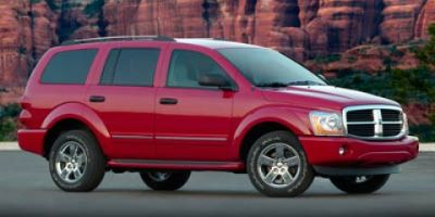 2006 Dodge Durango SLT (Flame Red)