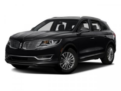 2016 Lincoln MKX Reserve (Red)