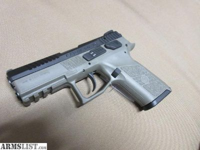 For Sale: CZ P-07 OD GREEN