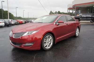2016 Lincoln MKZ (RED)