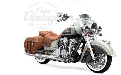 2016 Indian Chief Vintage Cruiser Motorcycles Auburn, WA