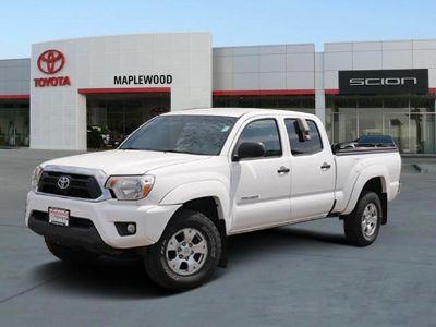 2012 Toyota Tacoma V6 (Super White)