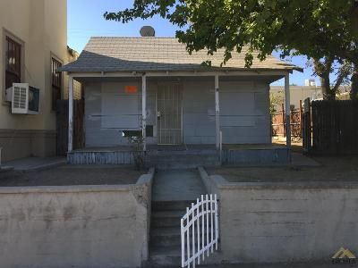 1 Bed 1 Bath Foreclosure Property in Taft, CA 93268 - Kern St