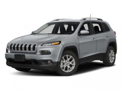 2018 Jeep Cherokee Latitude (Billet Silver Metallic Clearcoat)