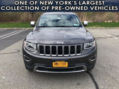 2015 Jeep Grand Cherokee 4WD 4dr Limited (GRAY)