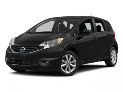 2014 Nissan Versa Note S (Red Brick Metallic)