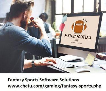 Custom Fantasy Sports Software Solutions – Chetu