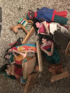 Free handmade dolls from doll museum
