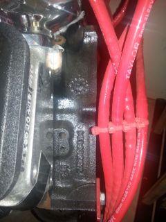 1980 Rebuilt Camero Engine 305 cubic inch