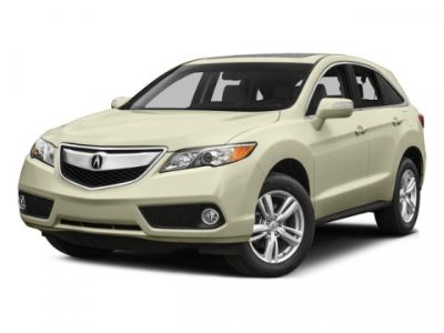 2015 Acura RDX Base w/Tech (White)