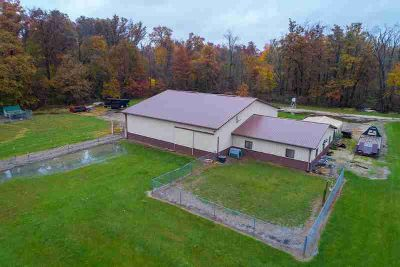 8338 W St Rd 1 Farmland One BR, Retreat to your secluded +/-36