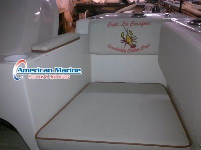 Buy Custom Marine Upholstery at an Affordable Price