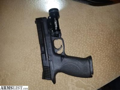 For Sale: Off Roster M&P 40
